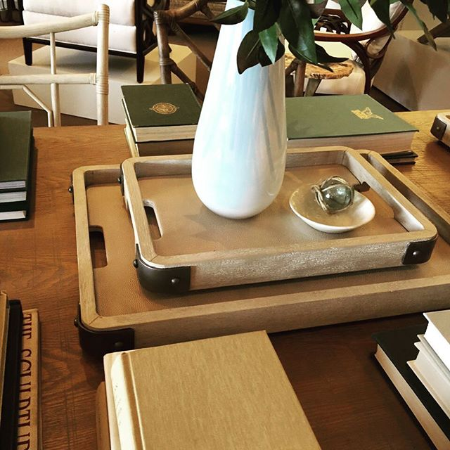 Loving these trays I found @Palacek in the San Francisco Design Center. #homedecor #inspiration #palacekdesign