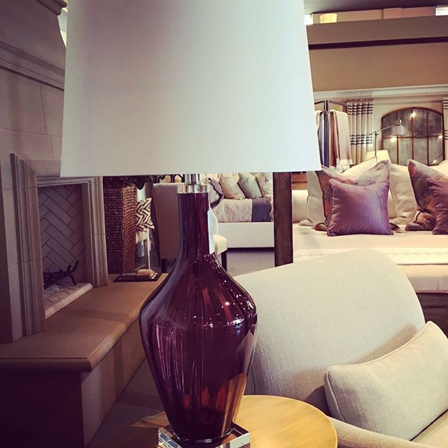 Reminiscing with images from Cabana Home's old home in Mill Valley. Check out their new digs @cabanahome_sf ❤️ #inspiration #lamp #interiordesign