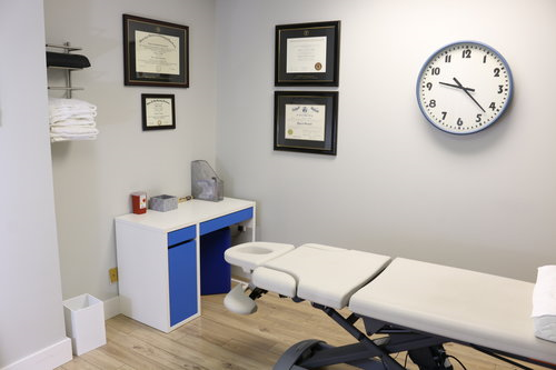 Technology and Testing Center Private Treatment Rooms Speciality Services & Niche Programs