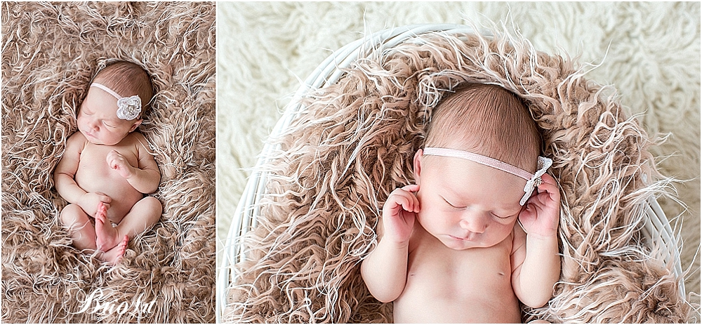 Austin's Best Newborn Portrait Studio