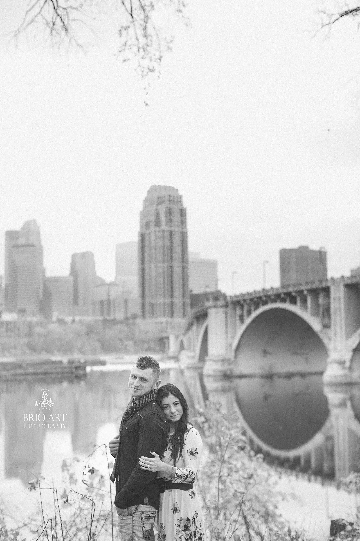 Best MN Wedding Photography | www.brioart.com