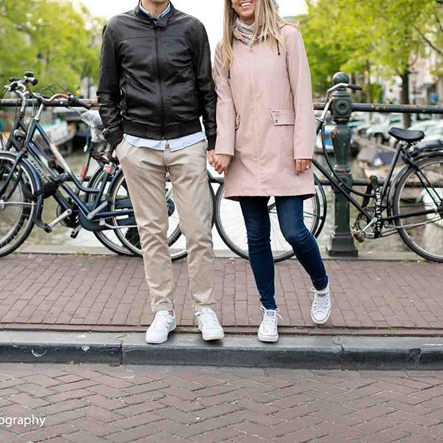 Love in the streets of Amsterdam