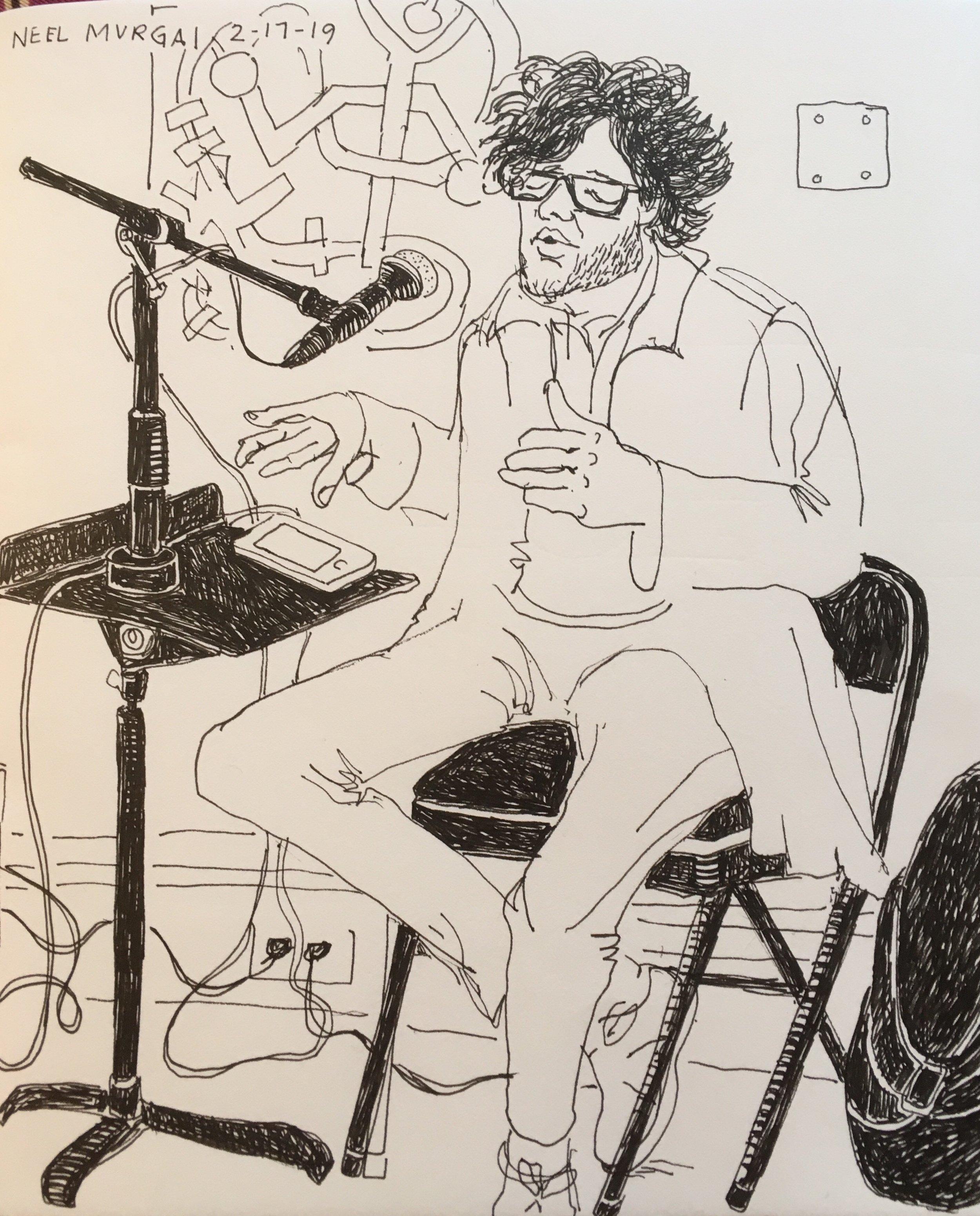 Fan art by Susan Greenstein