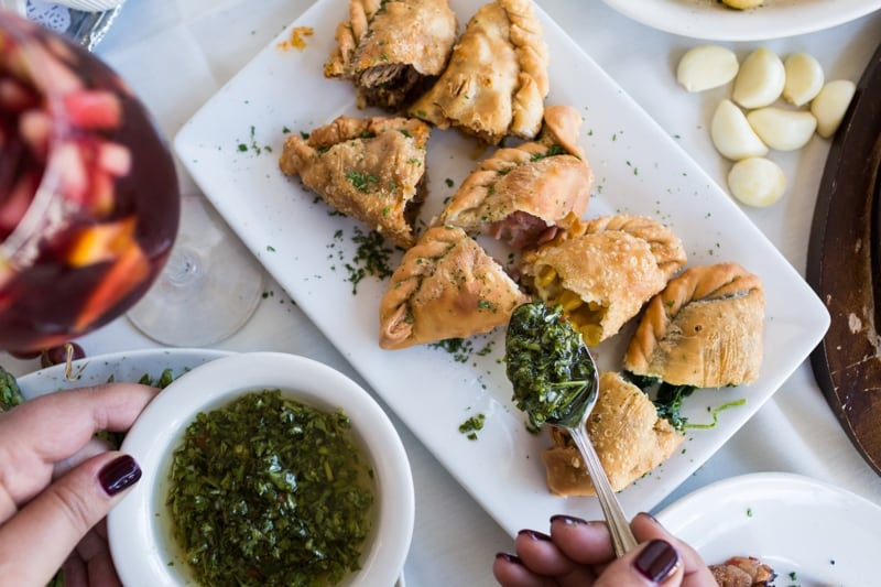 Try the Best Empanadas in San Diego at Puerto La Boca in Little Italy, San Diego
