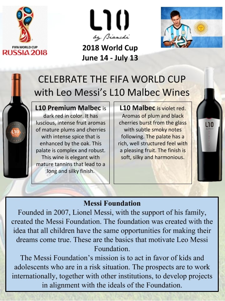 Argentina FIFA World Cup 2018 in San Diego