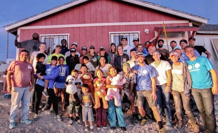 HopeSports Home Build Rosarito Mexico