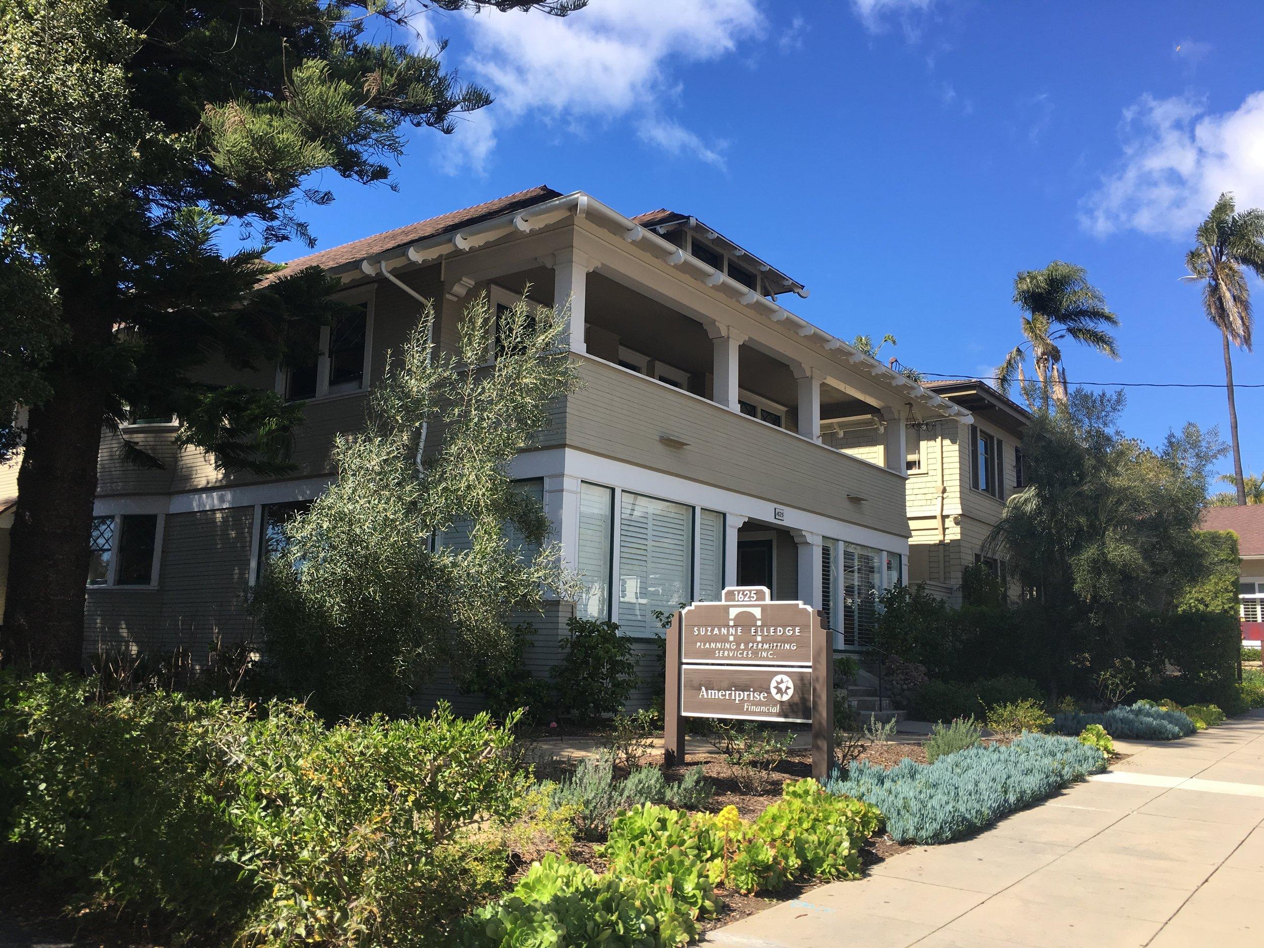1625 State Street, Santa Barbara