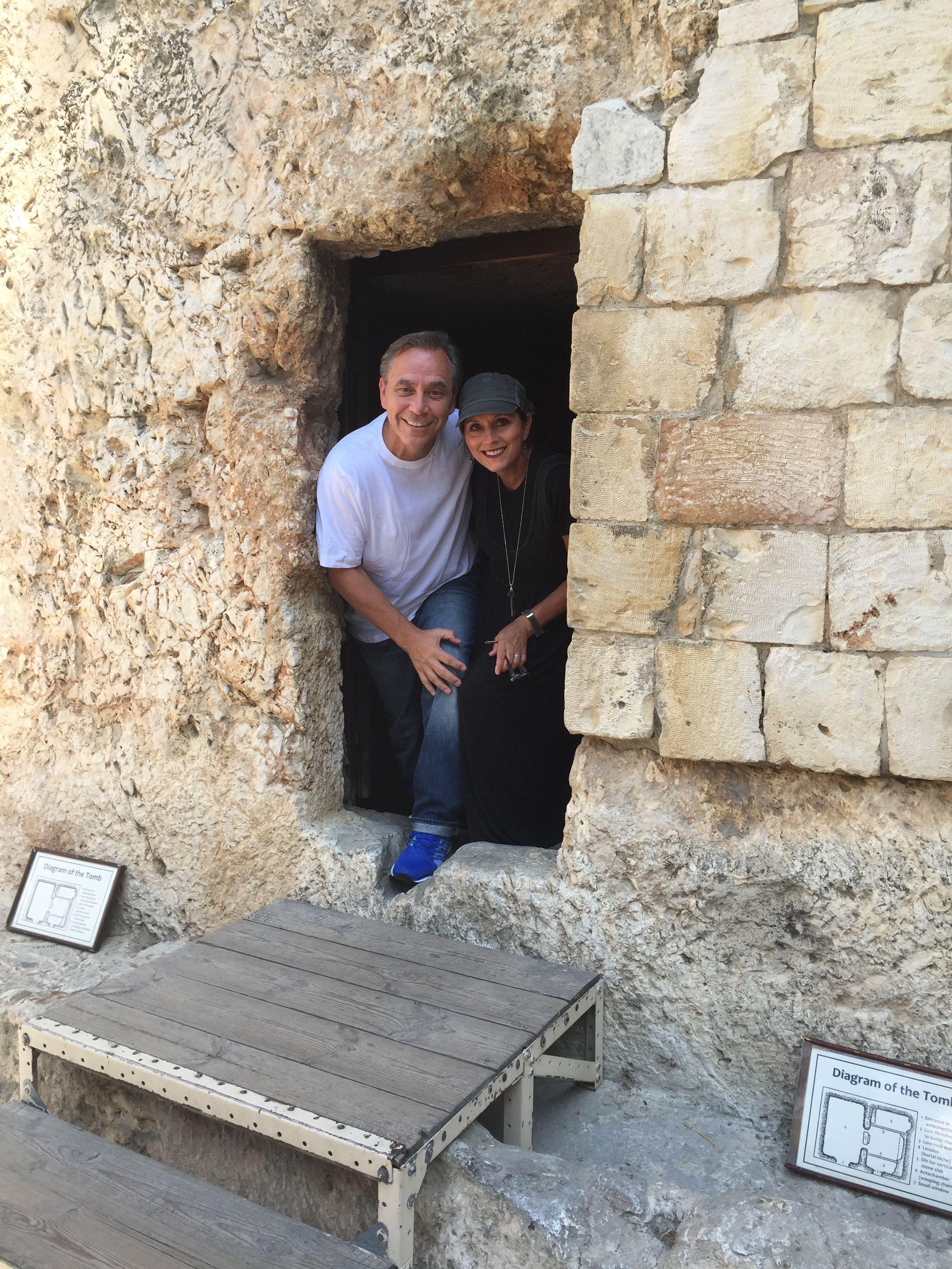 The tomb is Empty -