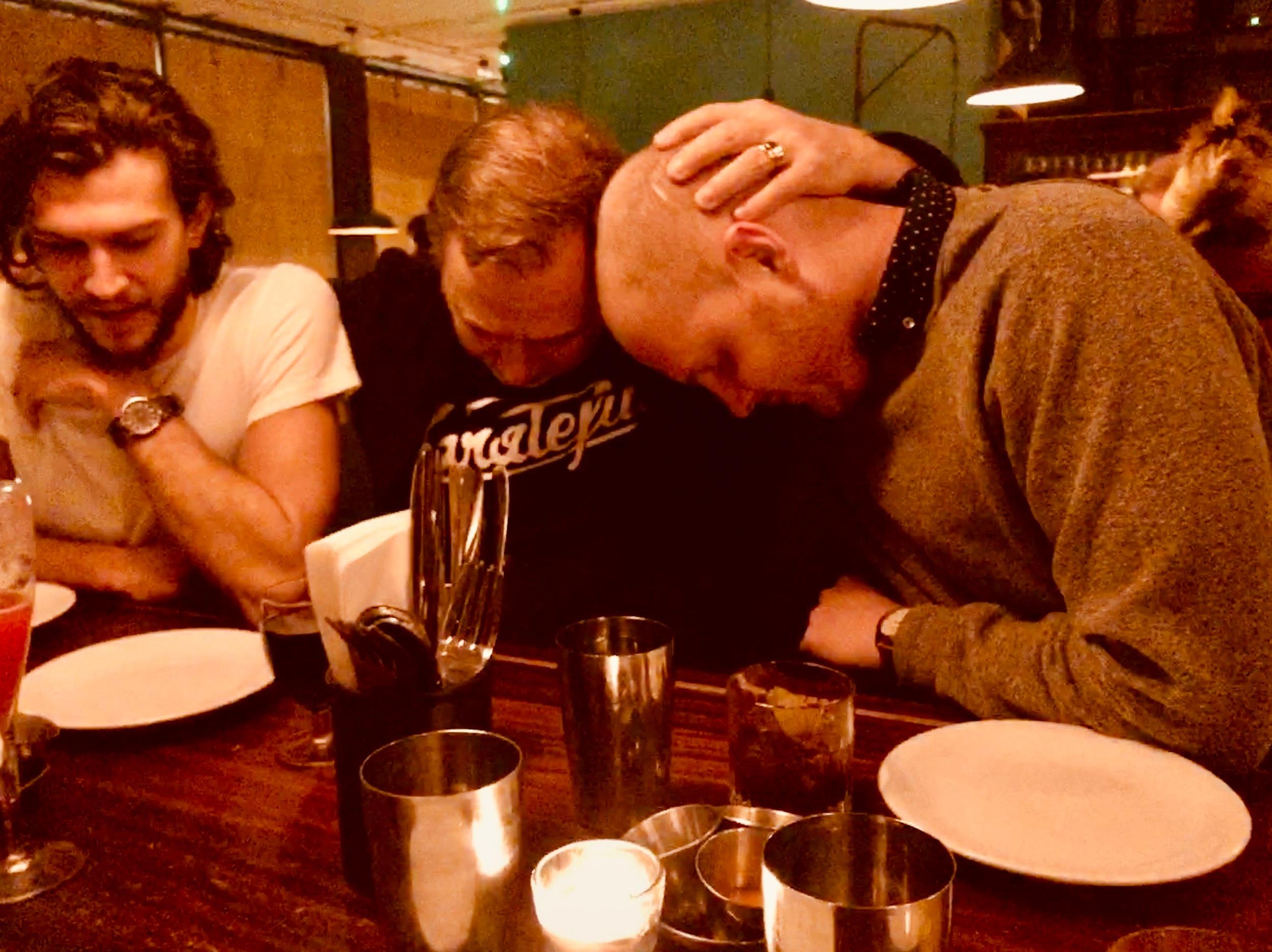 Tyler & Will in London