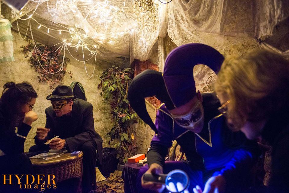 Reading palms @ Masquerade.jpg