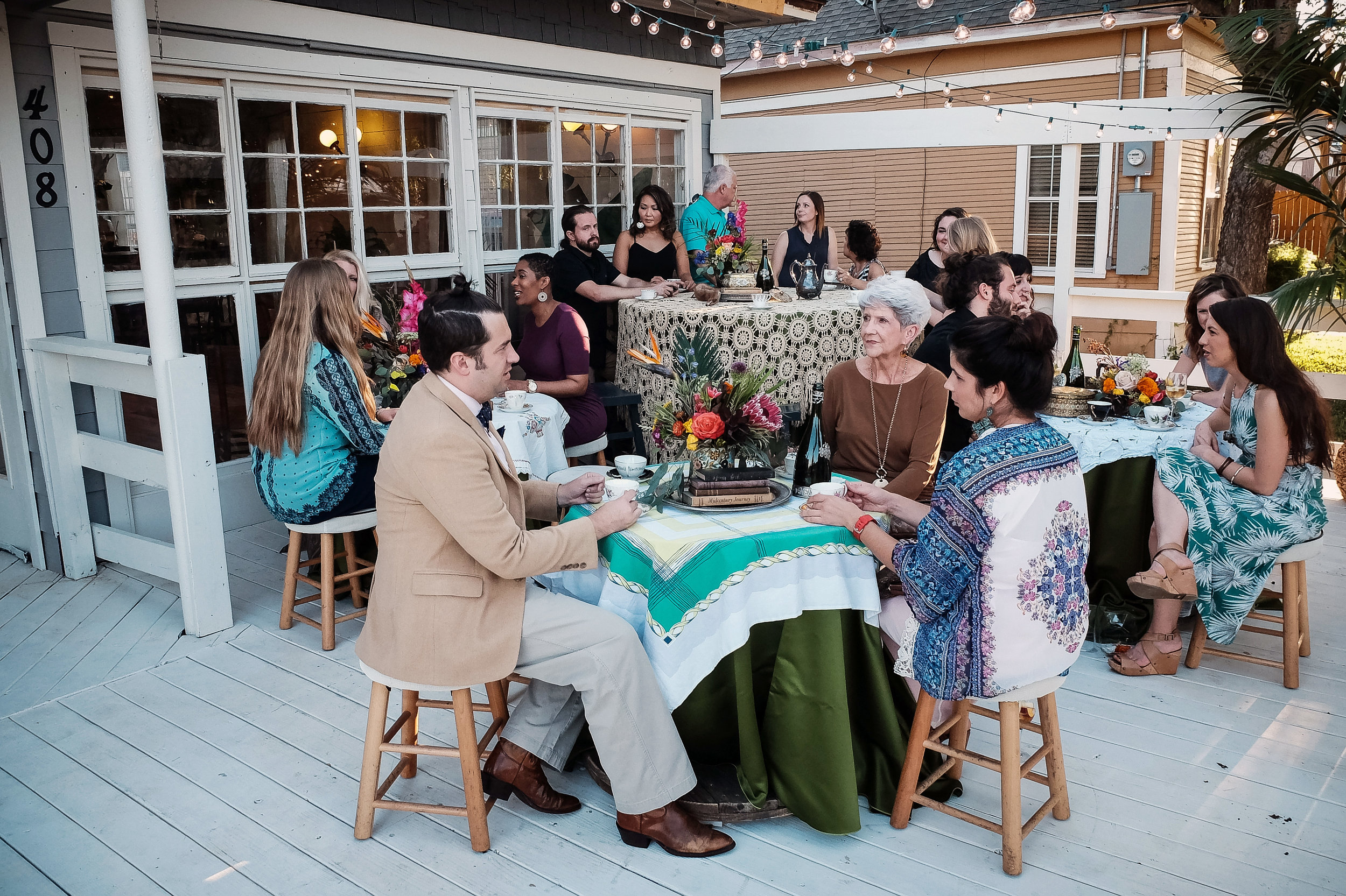 Private Social Events and Gatherings
