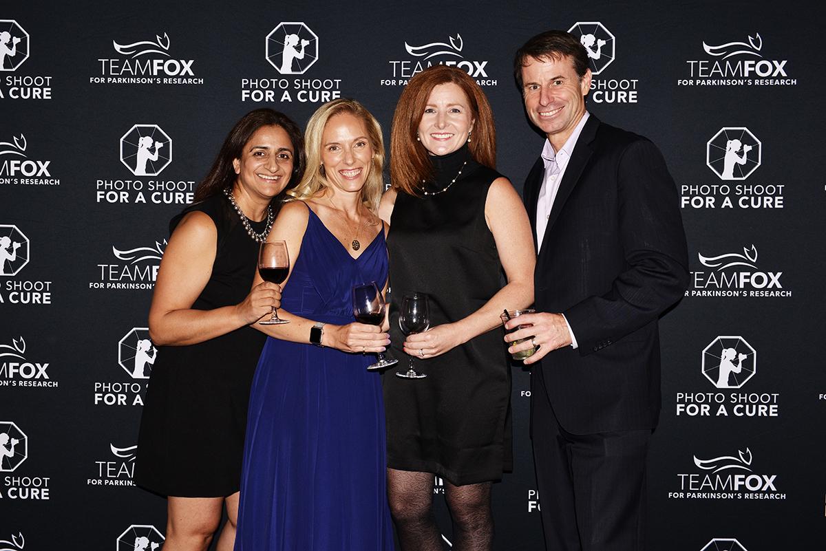 Sarb Shergill, Jennifer Hunt, Victoria and Peter DiBiaso. Photo by Will Mann.