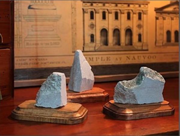 Nauvoo Temple Stone Mormon history