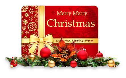 Nauvoo Mercantile Gift Card Arrives In Minutes