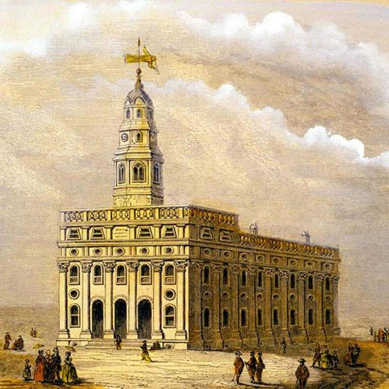 Nauvoo Temple LDS Art Historic 39.jpg