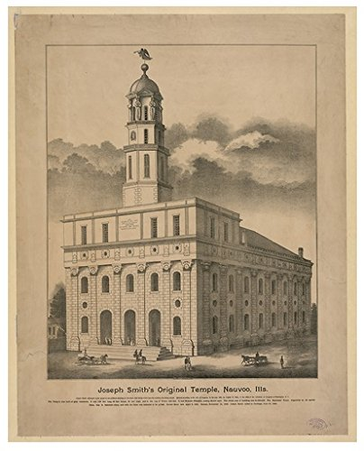 Nauvoo Temple LDS Art Historic 3.jpg