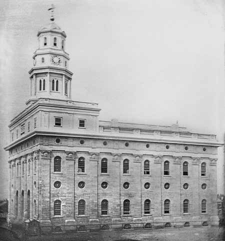 Nauvoo Temple LDS Art Historic 8.jpg