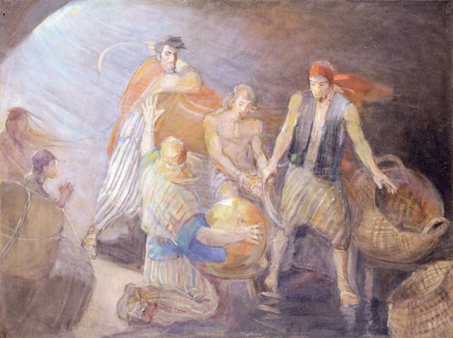 Minerva Teichert Paintings LDS art BYU15.jpg
