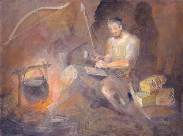 Minerva Teichert Paintings LDS art BYU14.jpg