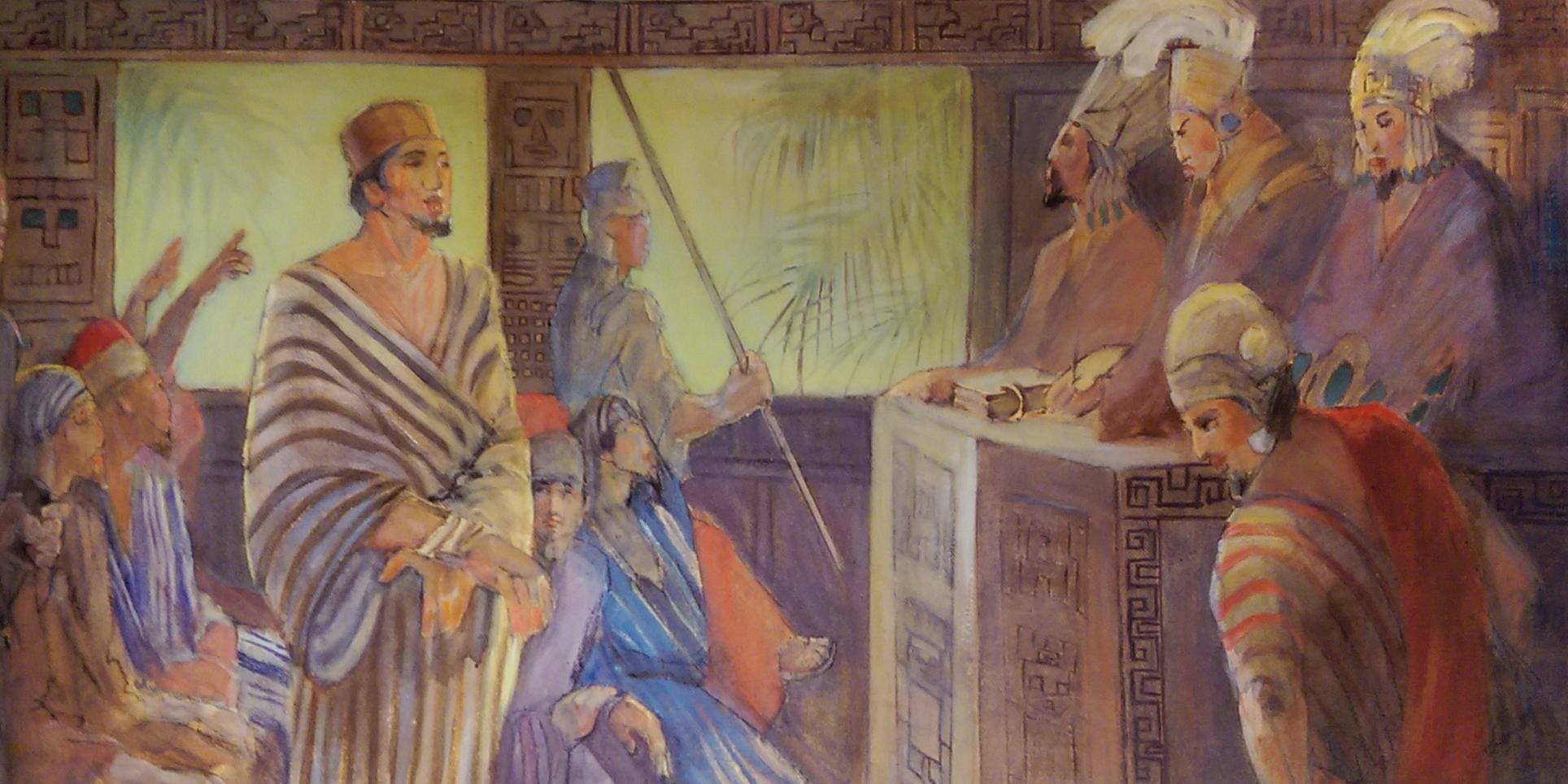 Minerva Teichert Paintings LDS art BYU48.jpg