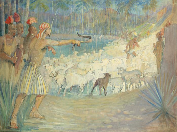 Minerva Teichert Paintings LDS art BYU26.jpg
