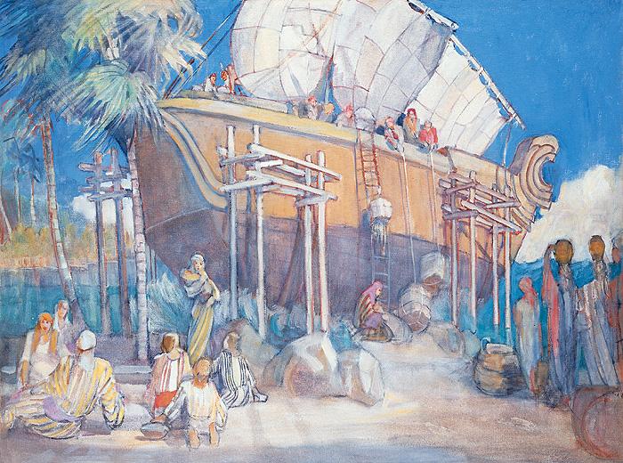 Minerva Teichert Paintings LDS art BYU36.jpg