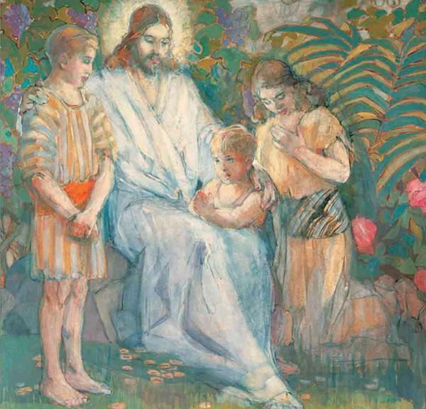 Minerva Teichert Paintings LDS art BYU38.jpg