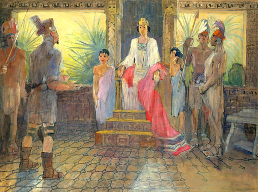 Minerva Teichert Paintings LDS art BYU11.jpg