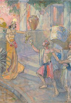 Minerva Teichert Paintings LDS art BYU10.jpg