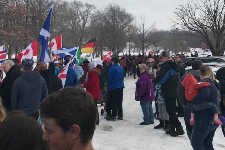 marching nauvoo exodus mormon Church nauvoo pageant