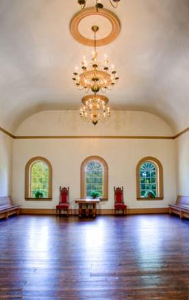 Nauvoo Cultural Hall Grand Ball Room