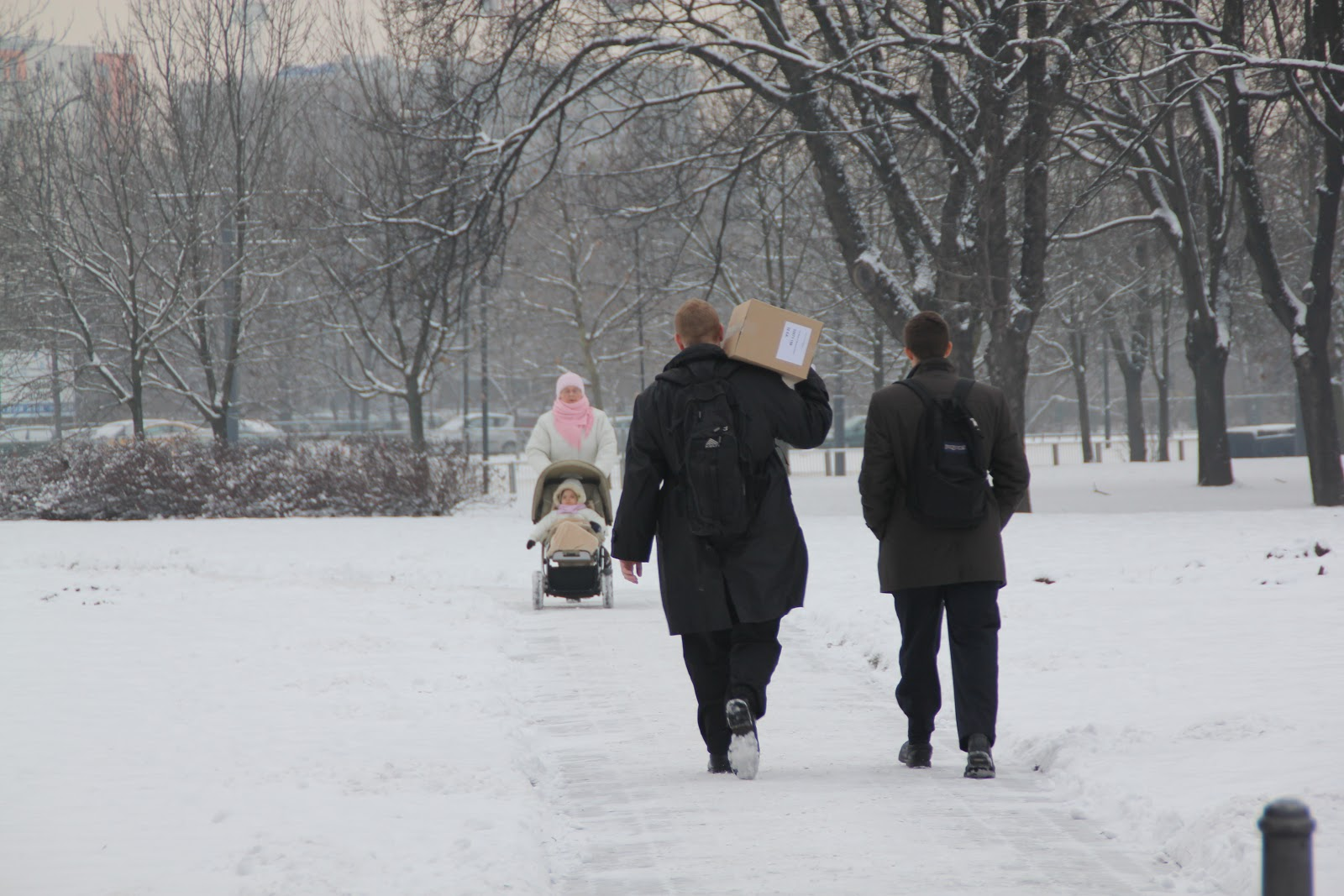 a LDS Missionaries in the snow Latter-day Saint23.JPG