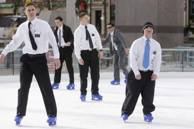 a LDS Missionaries in the snow Latter-day Saint10.jpg