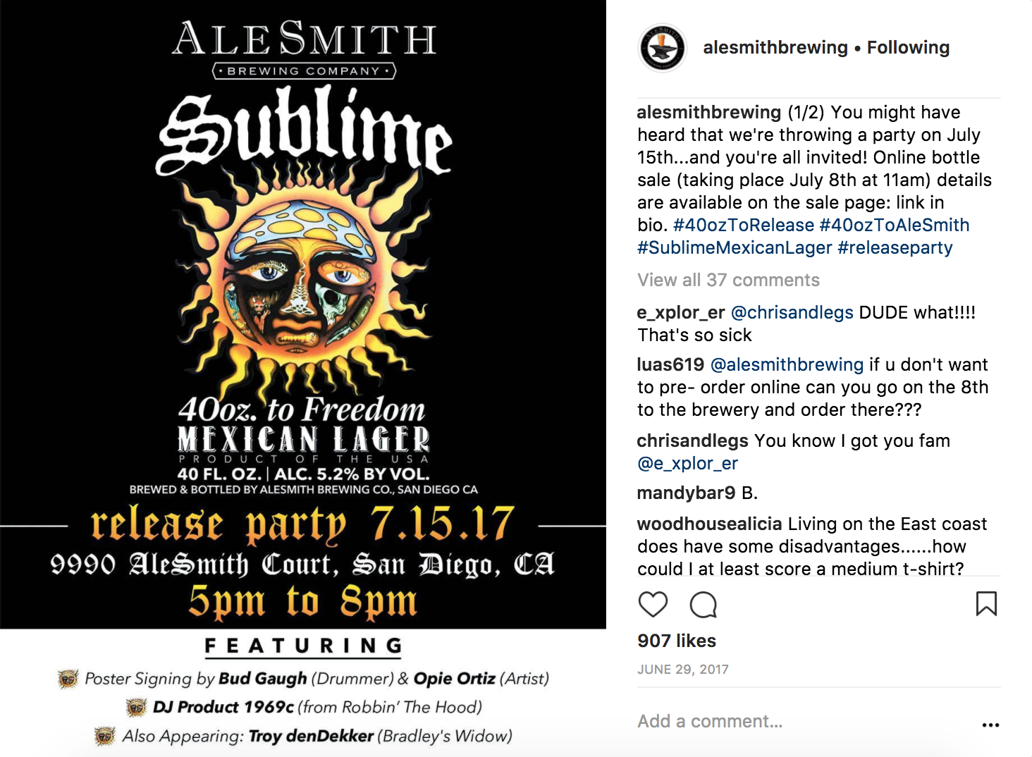 Southern California San Diego Event Planner Joy Culture Events AleSmith x Sublime 1.png