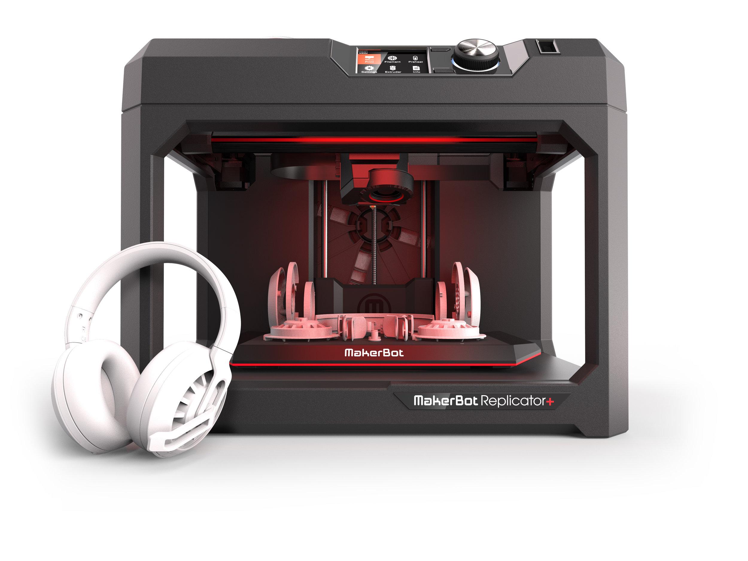MakerBot Replicator+ [318-1-209051]_1.jpg