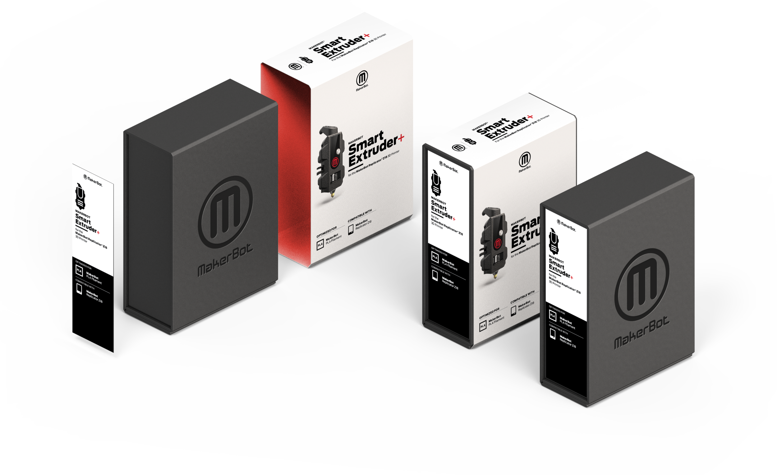 New packaging architecture brough clarity to information and added value pre and post sale
