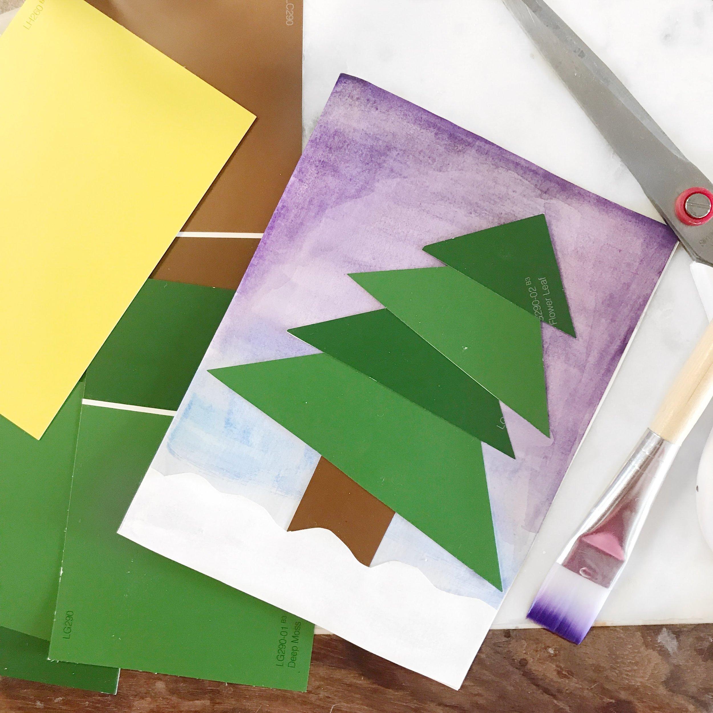 diy-christmas-cards-watercolor