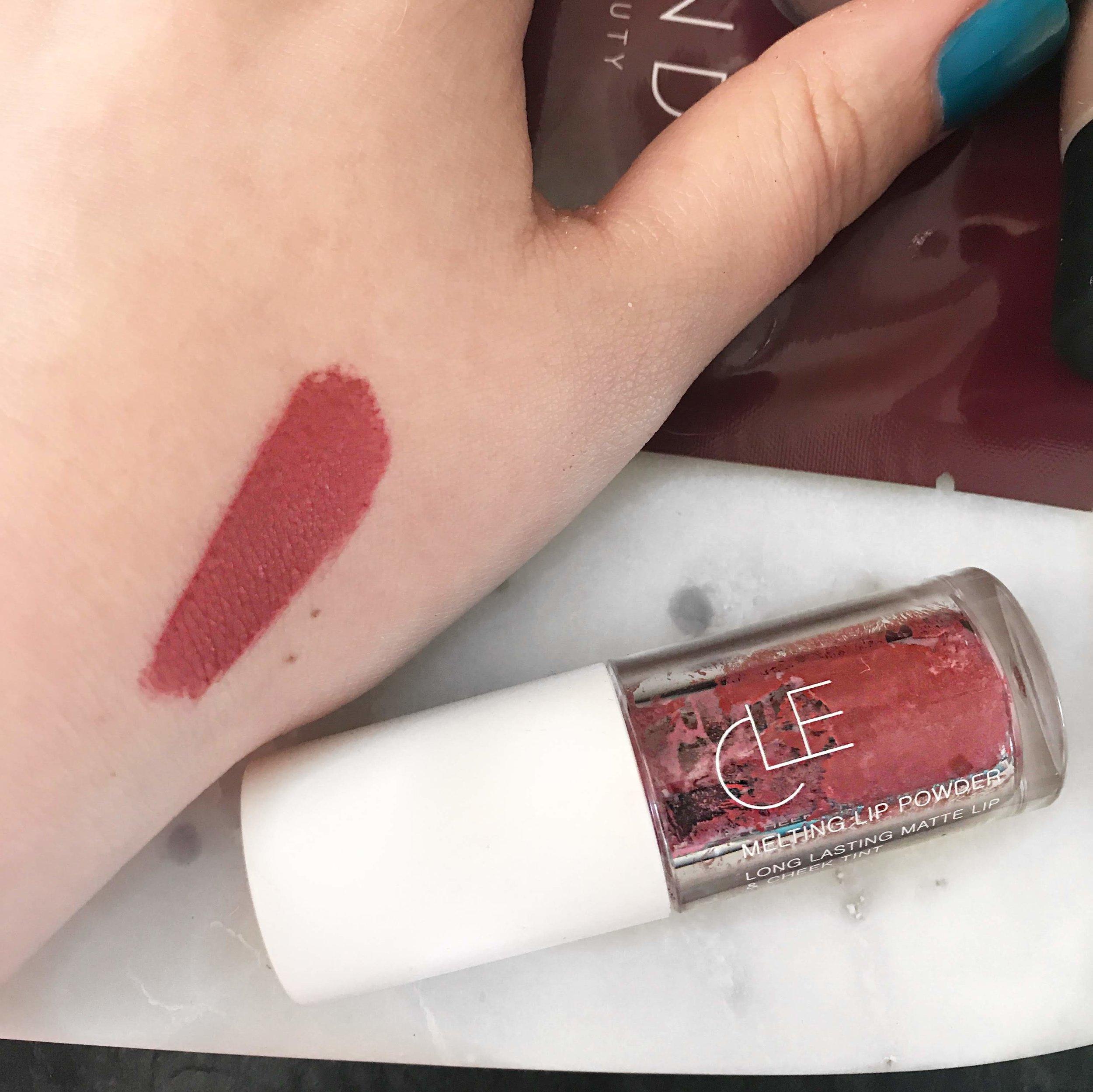 Cle-Lip-Powder