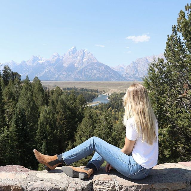 Grand Teton National Park, WY 🏔
