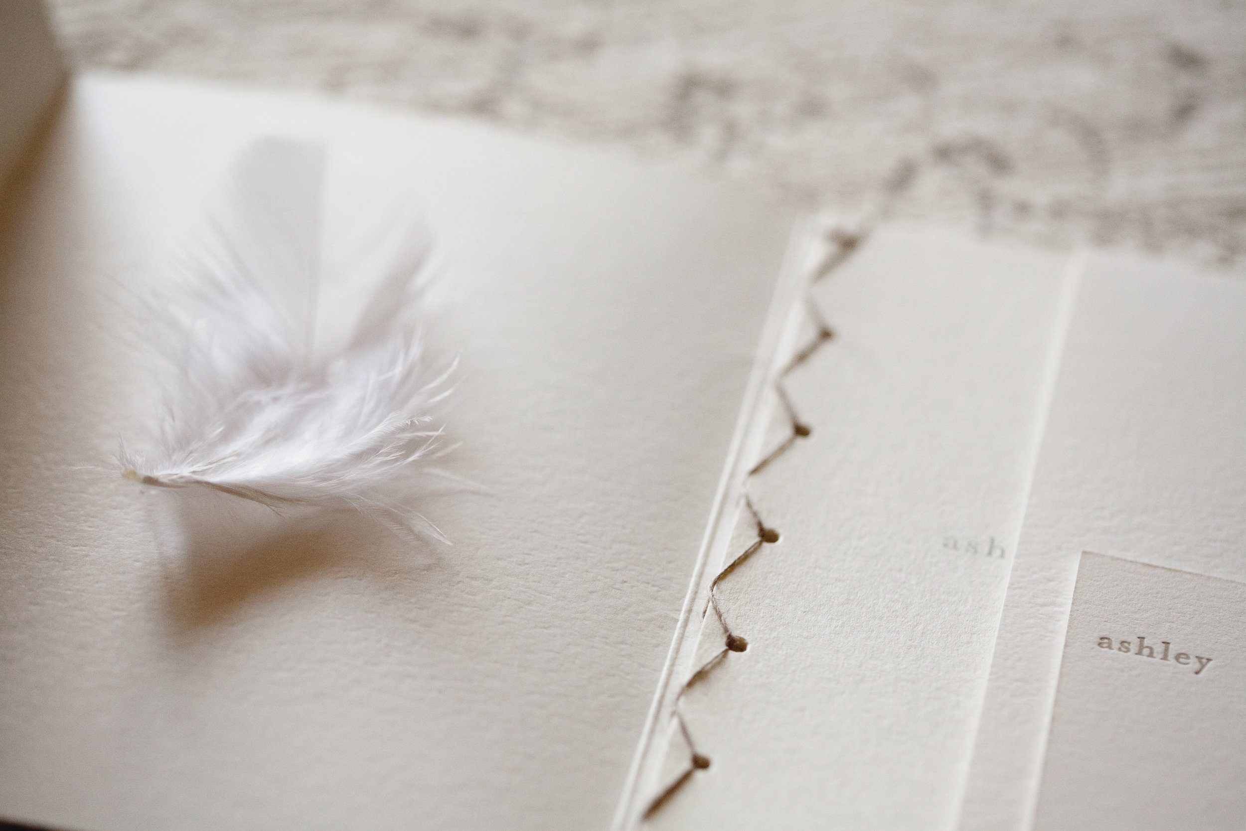Ashley Dawn Logan | Hand Bound Client Booklets