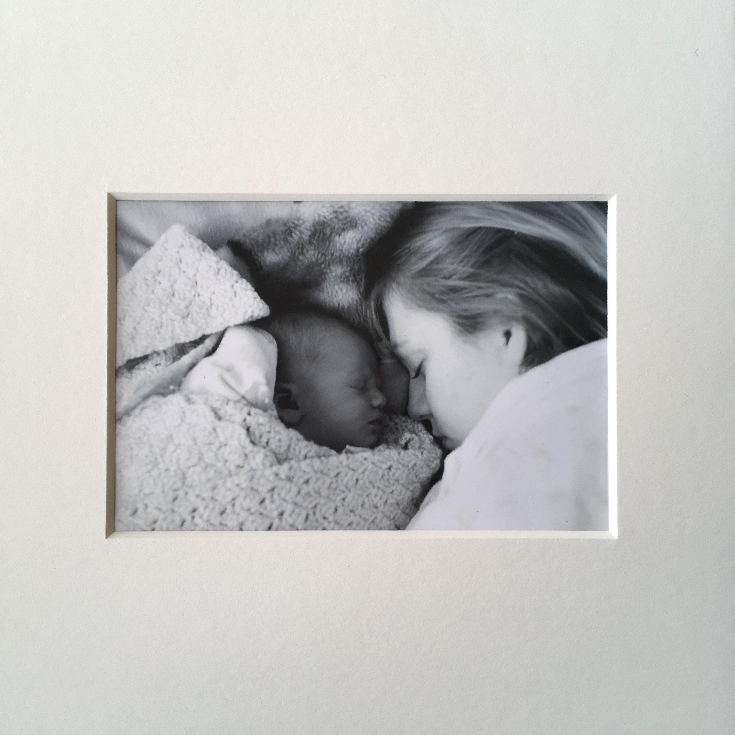 Ashley Dawn Logan | Matted Print