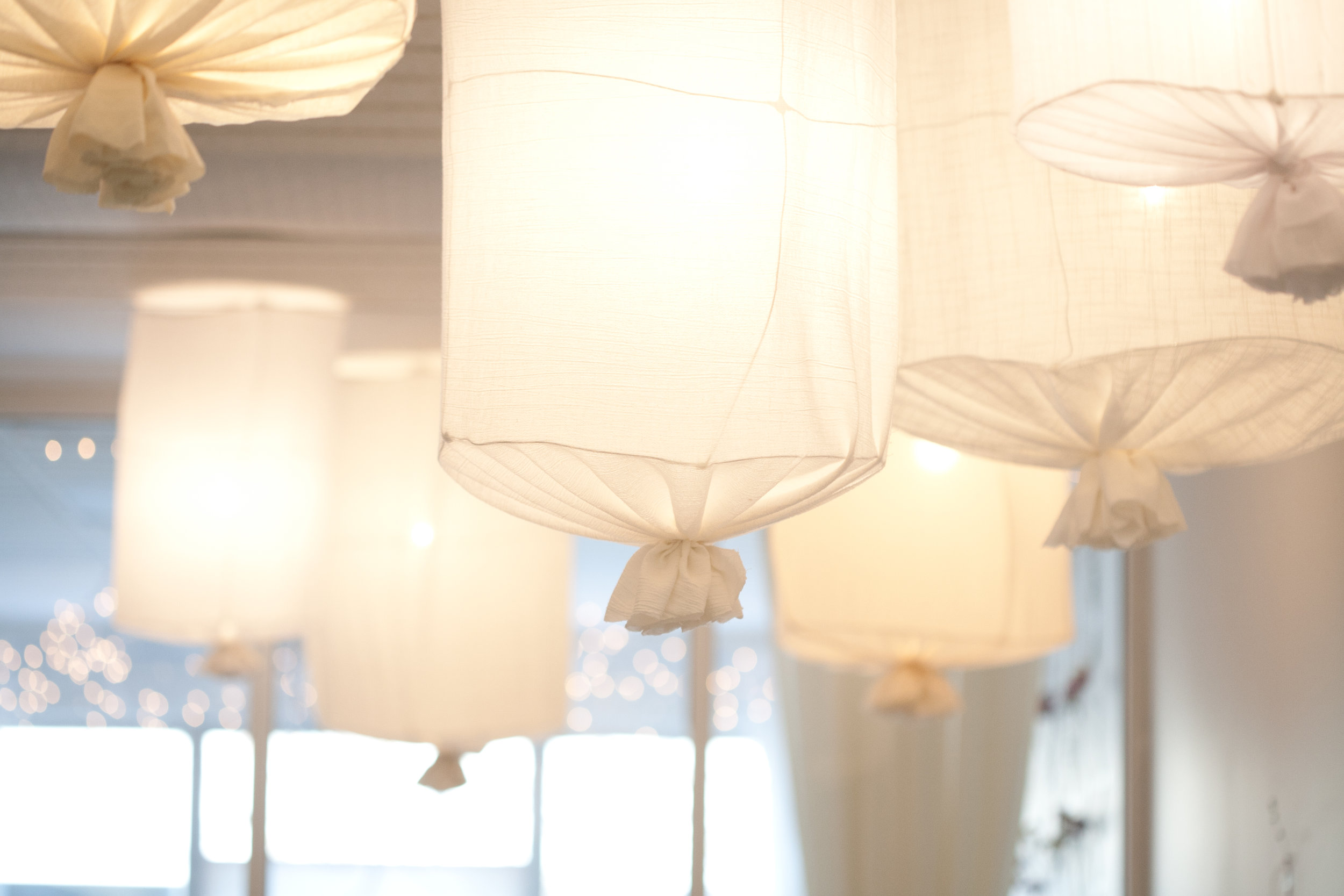 Ashley Dawn Logan   Honeybee Art Studio Red Deer   Handmade Hanging Pendant Lights