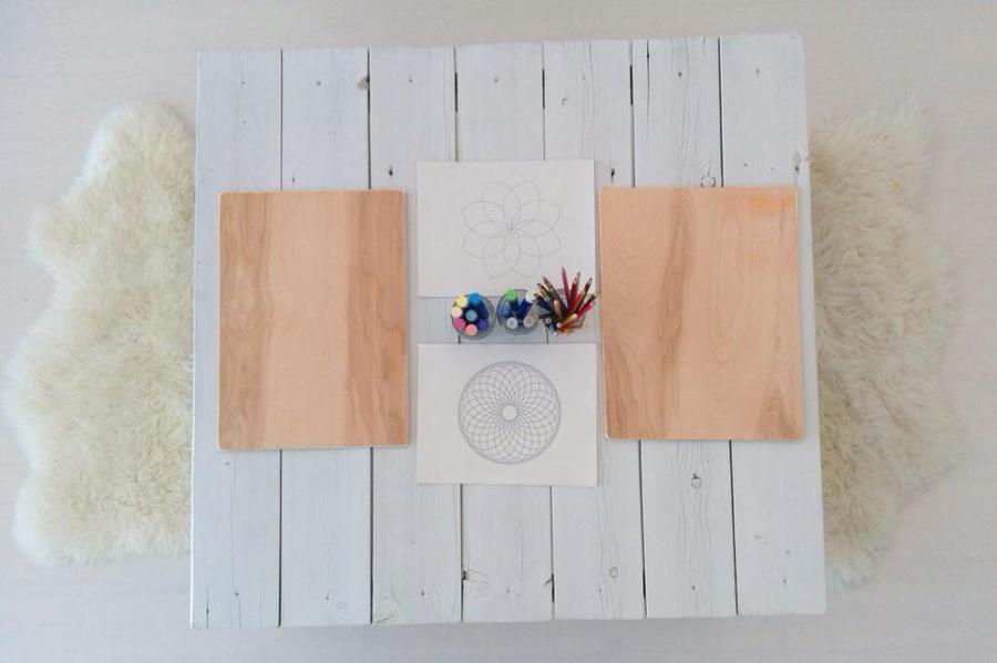 Ashley Dawn Logan   Honeybee Art Studio Red Deer   Mandala Coloring Pages