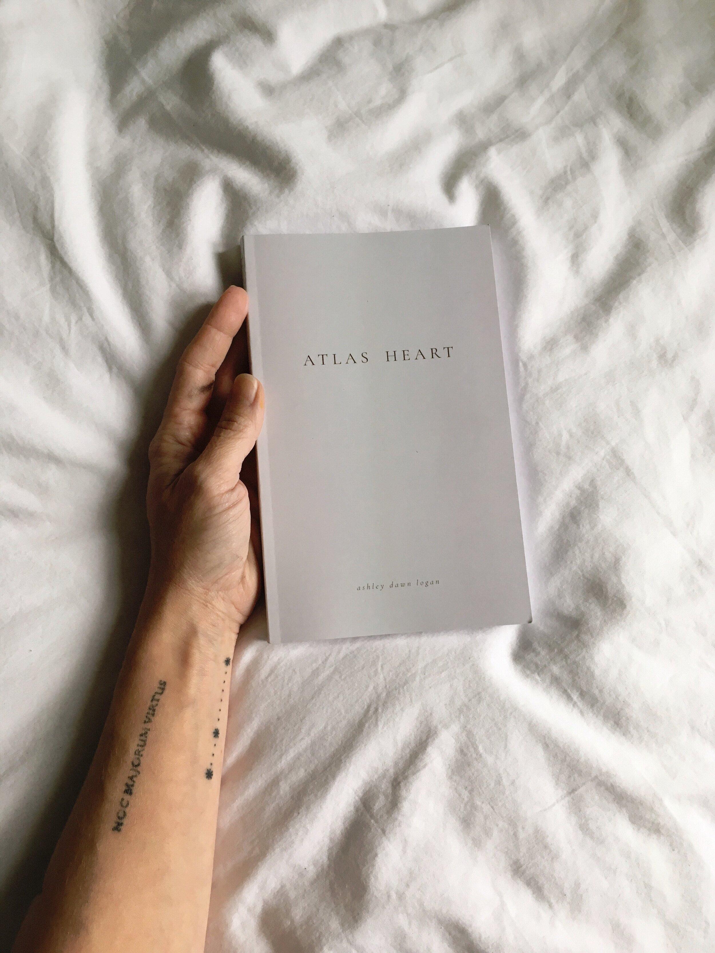 Ashley Dawn Logan | Self Published Book | Atlas Heart