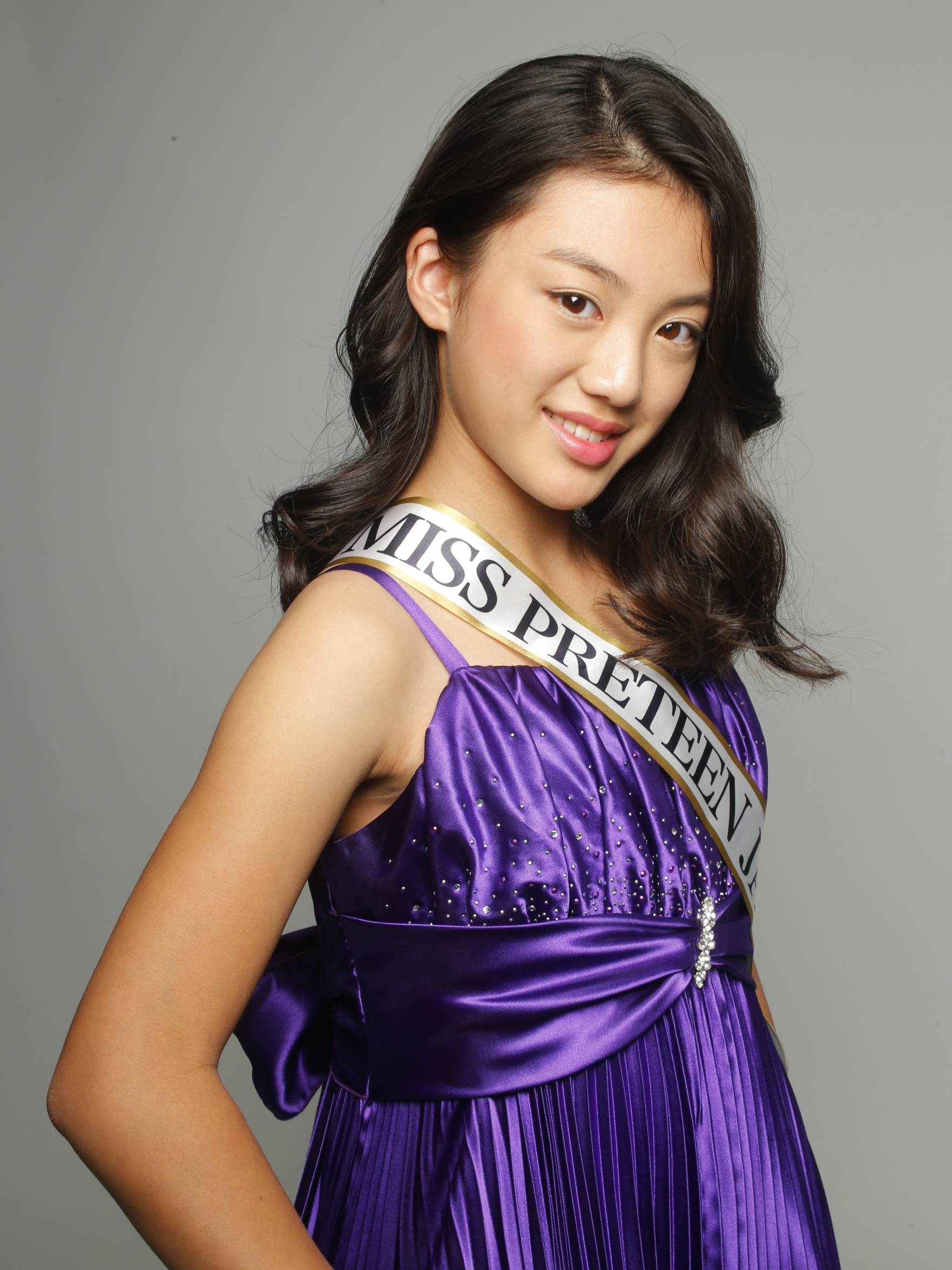 2016 MISS PRETEEN JAPAN   藤田 桜恵香(ふじた さえか/11歳)