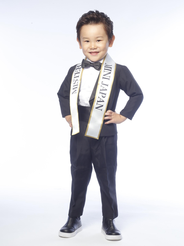 2016 MR.MINI JAPAN    井伊 巧(いい たくみ/4歳)