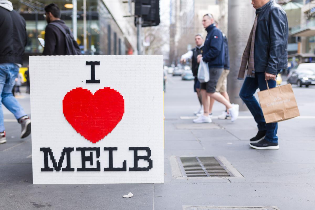 I Heart Melb