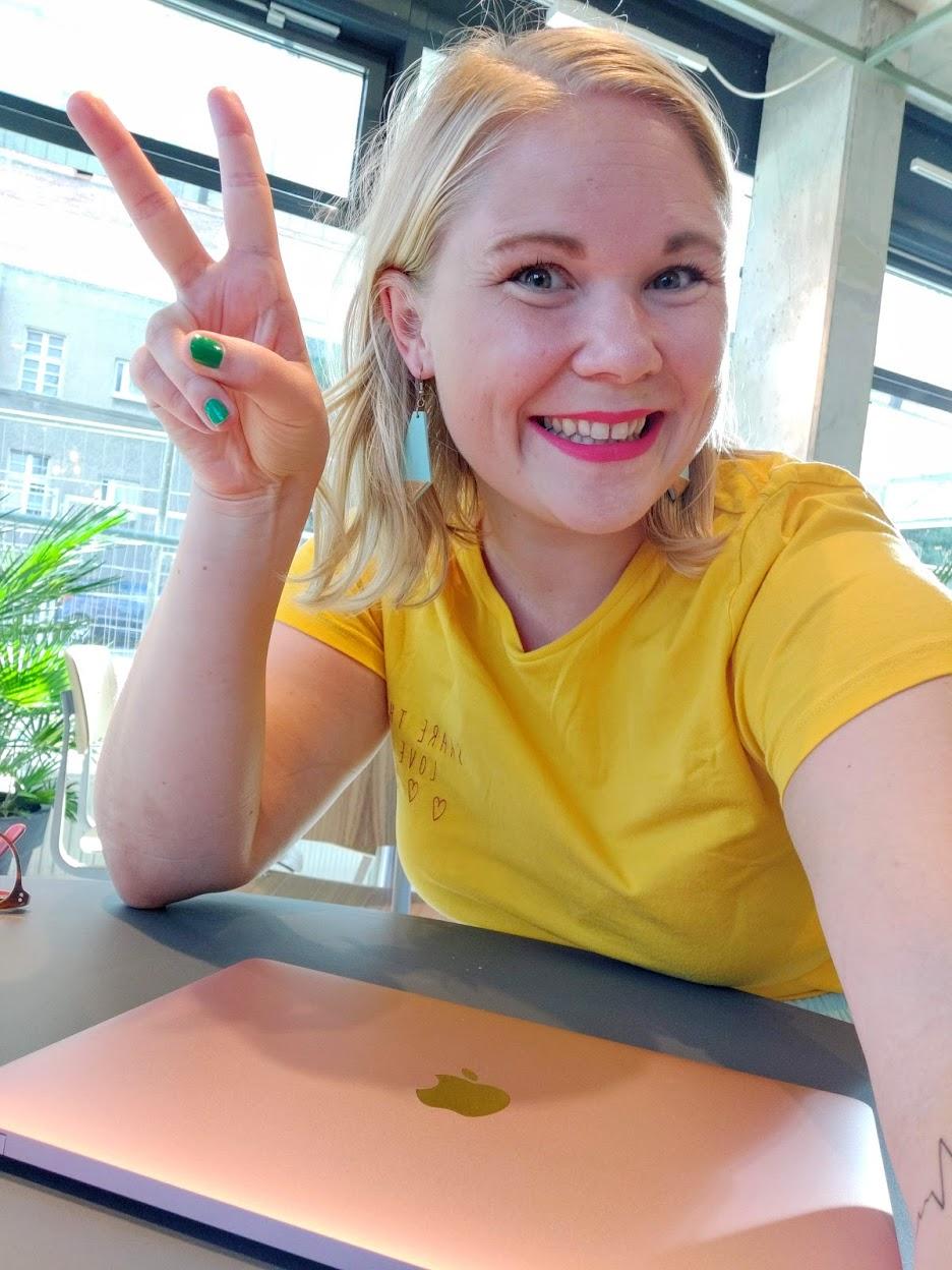 Utan stipendiepengar hade jag inte kunnat vara tre veckor i Berlin i somras och hade inte heller kunnat fokusera på skrivandet på samma sätt. Så otroligt tacksam alltså!