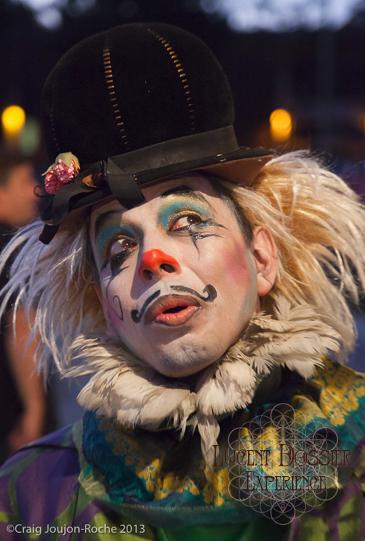 Lucent Dossier Clown Ball Roger Lucidity 2013.jpg