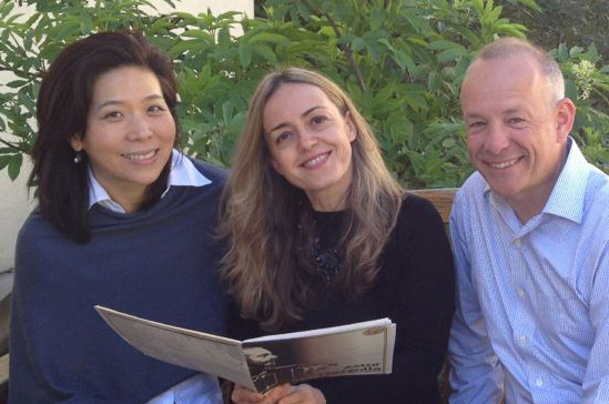 Karsten Windt, violin & presentation | Angela Lee, cello | Laura Magnani, piano